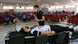 Pamukkale Belediyesi ilk yardım bilinçlendirme semineri düzenledi