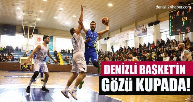 Denizli Basket'in Gözü Kupada!