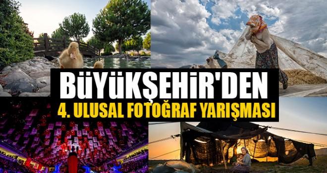 Büyükşehir'den 4. Ulusal fotoğraf yarışması
