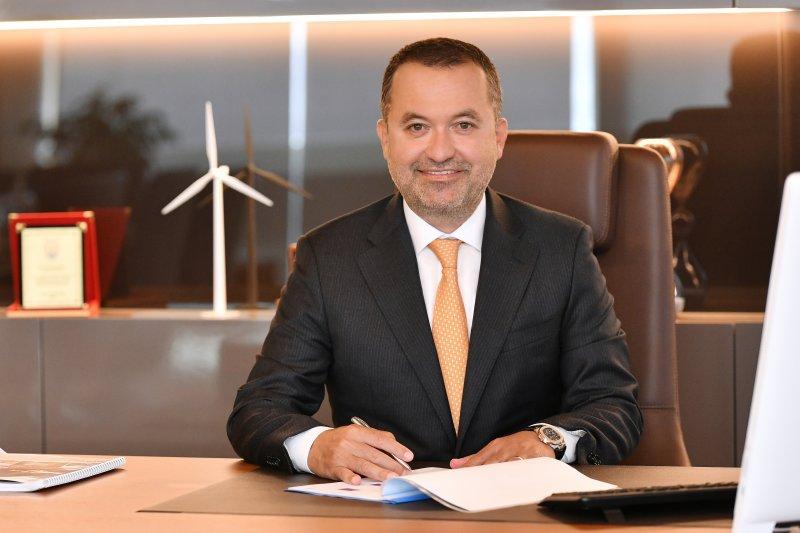 Aydem Enerji CEO'su İdris Küpeli